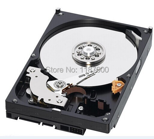 "Hard drive for HTE547550A9E384 2.5"" 5400RPM SATAII 8MB well tested working"