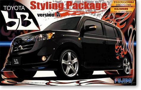 1/24 Toyota BB Styling Package 03677