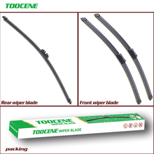 Front And Rear Wiper Blades For Volvo XC70 2008-2016 windscreen Windshield Wiper Auto Car Styling 26+20+15
