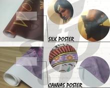 The Last Jedi Movie Art Silk Or Canvas Poster