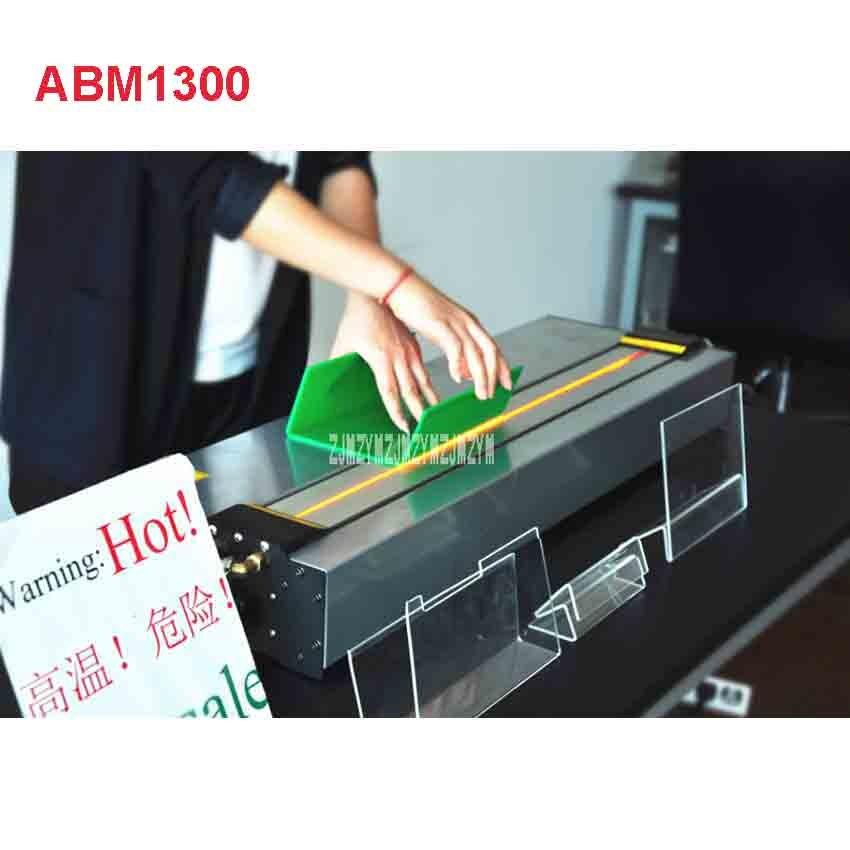 ABM1300 Acrylic Bending Machine ABS PP PVC Organic Plate