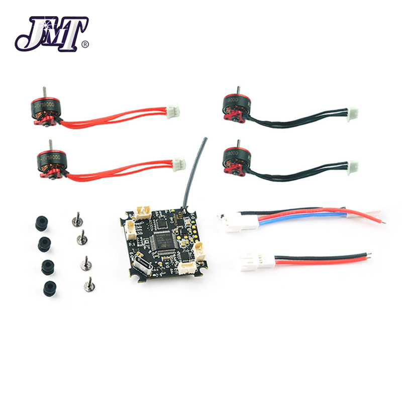 JMT Mobula7 Spare Parts Replacement Crazybee F3 Pro Flight Controller SE0802 1 2S CW CCW Motors for Mobula 7 RC Racing Drone