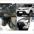 For Toyota RAV4 Car Wifi DVR Car Driving Video Recorder Hidden installation Novatek 96655 FHD 1080P car black box G-sensor