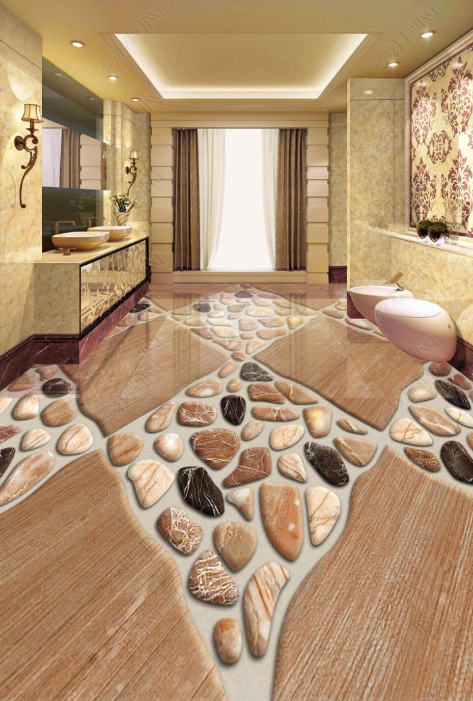Flooring Painting Natural Stone