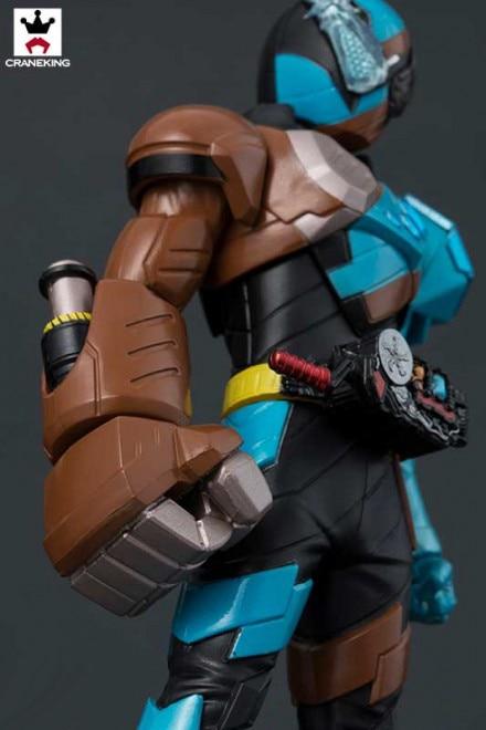 "Image 5 - 100% Original Banpresto DXF Collection Figure   Masked Rider BUILD Gorilla Mond Form from ""Kamen Rider BUILD""Action & Toy Figures   -"