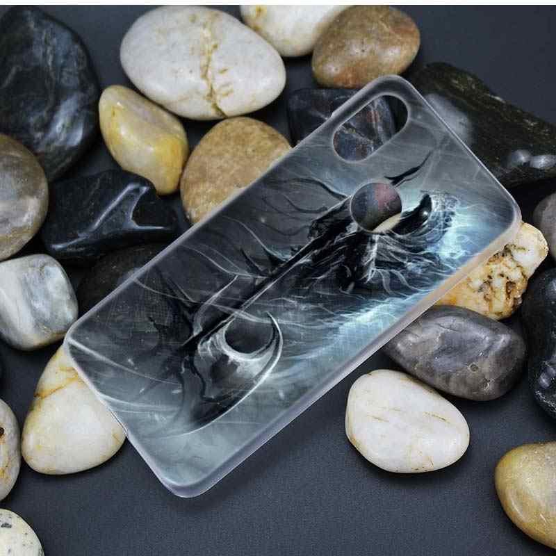 ПК чехол для Xiaomi Redmi Note 7 K20 Go 6 6A Pro S2 mi 9T играть Honor 8 lite A2 A1 жесткий Fundas Capa Caso Coque Samsung мрачный смерть с косой