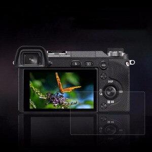 Image 3 - Protector de vidrio templado para pantalla de protección de película para Sony Alpha A6600 A6000 A6100 A6300 A6400 A5000 NEX 7/6/5/5N/5T/5R/3