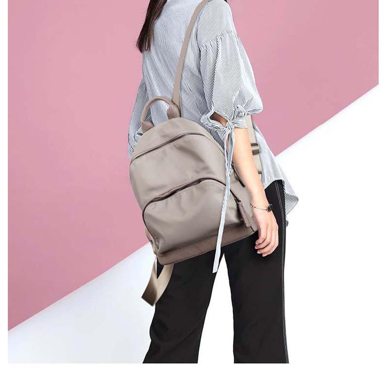 YIFANGZHE 2018 Oxford Fashion Woman Backpack, New Style Girls knapsack with Premium Waterproof Oxford Fabric Large capacity bestir three size the middle pvc fabric oxford tool bags waterproof case handbag toolkit with knapsack belt 05132