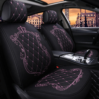 5Seats( Front+Rear)Car Seat Cover Auto Seat Cushion For Cadillac ATS CTS XTS SRX,Chevrolet Impala Spin Epica Cruze Car Styling