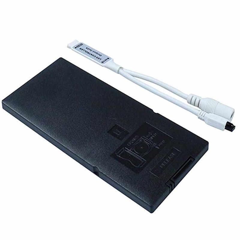 Sterownik Led 44 klawisze LED IR kontroler RGB światła LED kontroler pilot zdalnego sterowania na podczerwień ściemniacz DC12V 6A dla RGB 3528 5050 taśmy LED