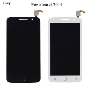 Image 1 - For Alcatel One Touch Pop 2 Premium 7044 OT7044 7044X 7044Y 7044K 7044A LCD Display Assembly Touch Screen Replacement Parts
