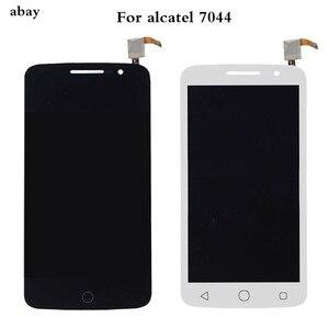 Image 1 - Voor Alcatel One Touch Pop 2 Premium 7044 OT7044 7044X 7044Y 7044K 7044A LCD Beeldscherm Touch Screen Vervanging onderdelen