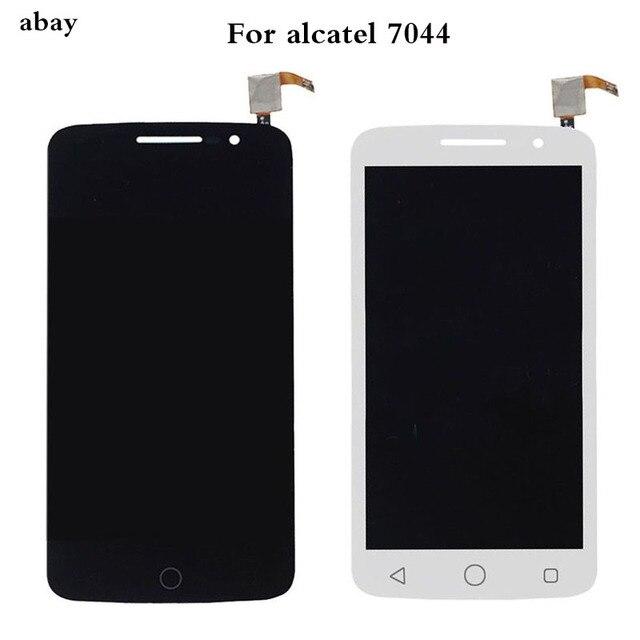 Voor Alcatel One Touch Pop 2 Premium 7044 OT7044 7044X 7044Y 7044K 7044A LCD Beeldscherm Touch Screen Vervanging onderdelen