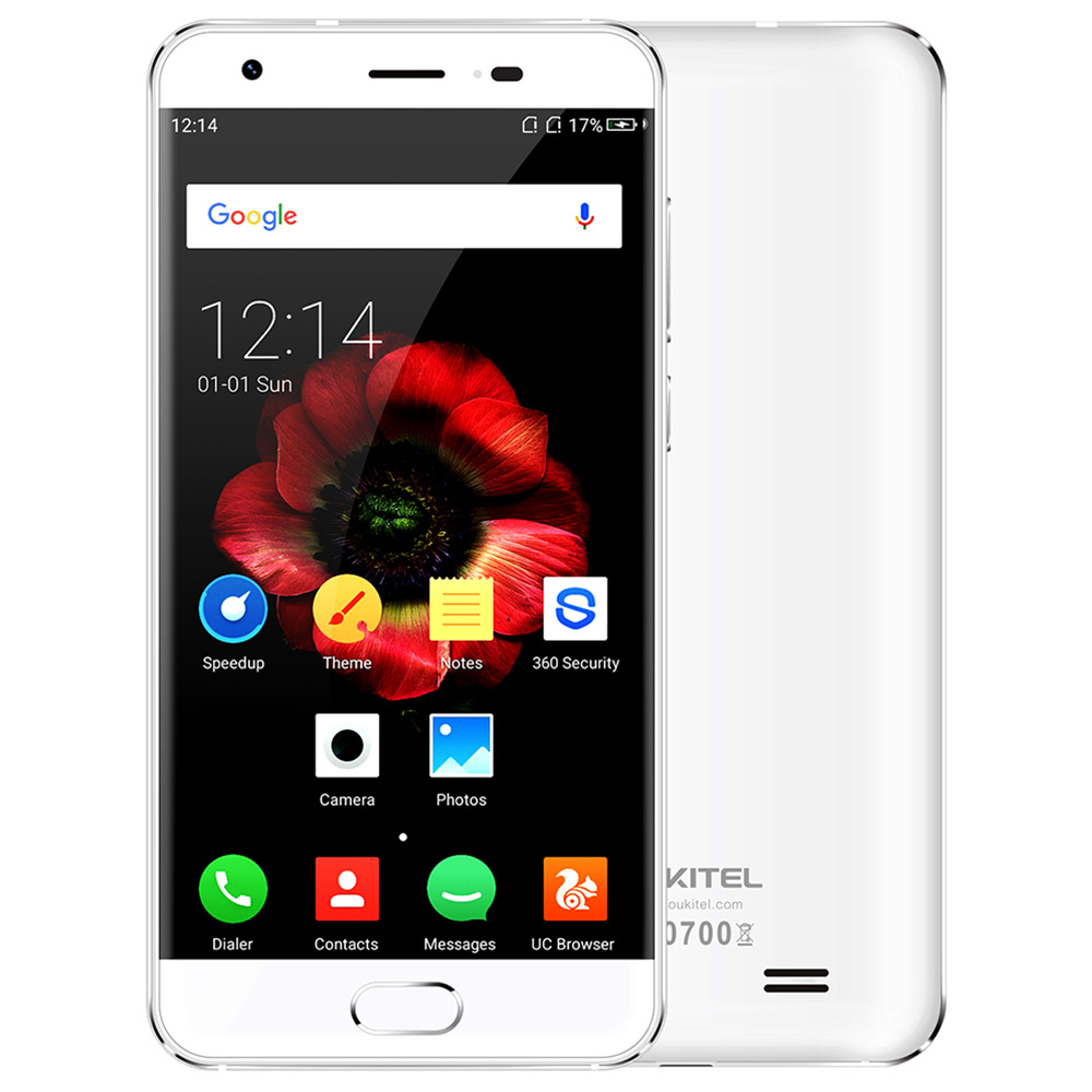 Original OUKITEL K4000 Plus 4G Smartphone MTK6737 Quad Core 1.3GHz 2GB RAM 16GB ROM Front Touch Sensor 4100mAh Battery