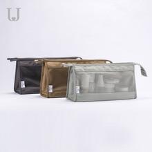 XIAOMI Jordan&Judy Fashion Cosmetic Bag Ladies Cosmetics Portable Storage Simple Travel Toiletries