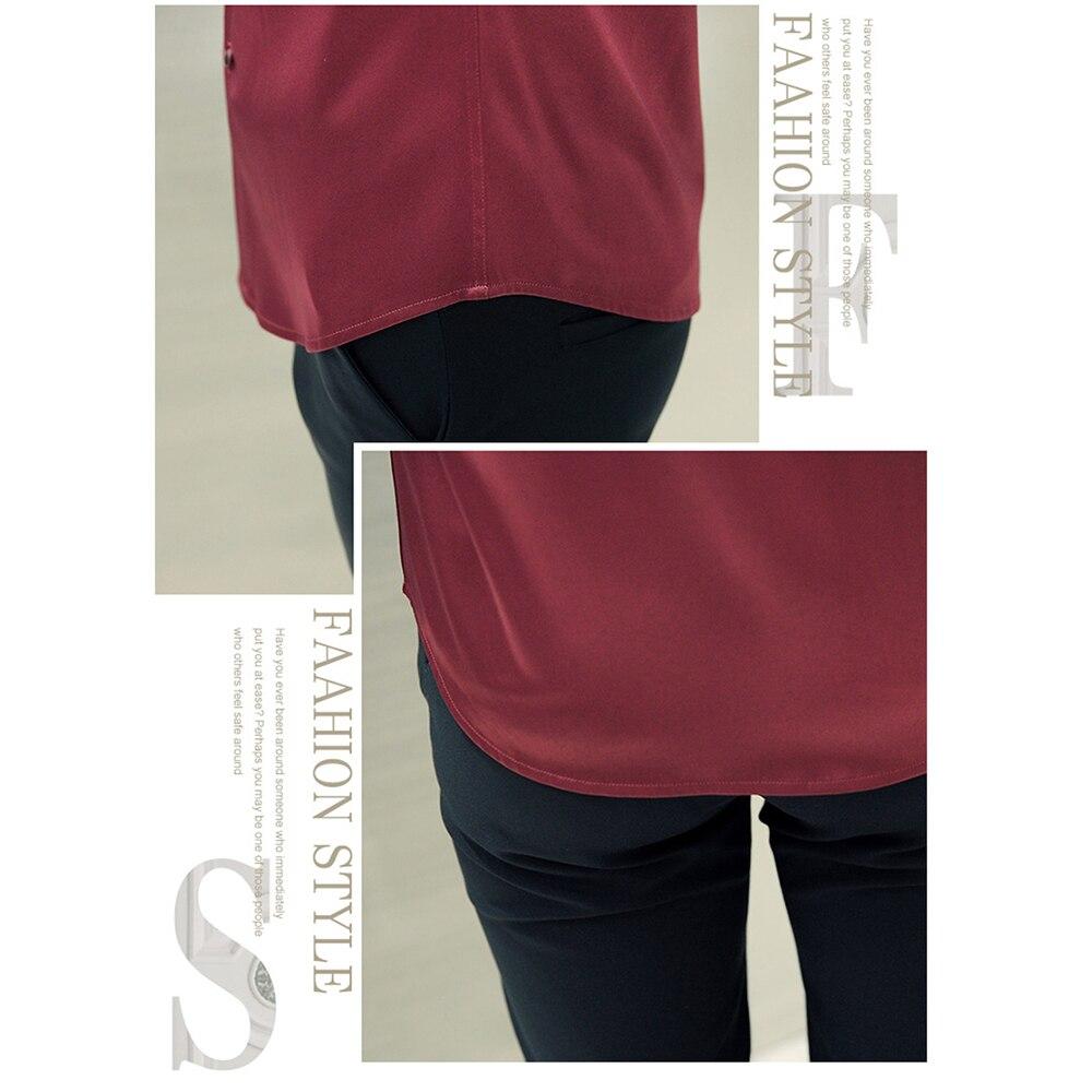 Image 5 - Plus Size 5XL 2019 New Men's Luxury Shirts Wedding Party Dress Long Sleeve Shirt Silk Tuxedo Shirt Men Mercerized Cotton Shirt-in Tuxedo Shirts from Men's Clothing