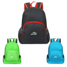 2016 Brand New Ultralight Outdoor Bags Waterproof Backpack Hiking Bag Camping Travel Rucksack Sport Pack EA14