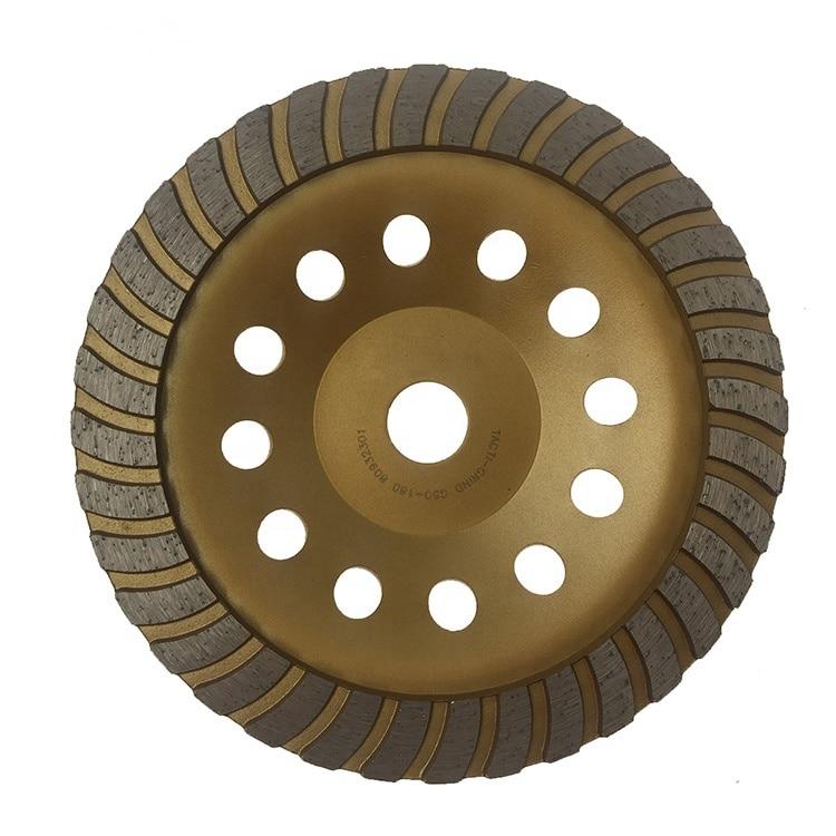 10 X 4 1//2 Inch Diamond Grinding Cup Wheel granite terrazzo stone smoothing tile