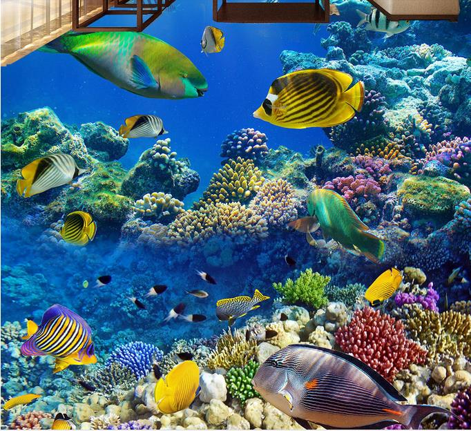 beautiful 3d stereoscopic wallpaper 3d floor tiles Ocean World wallpaper for kids room 3d floor wallpapers on the wall coeus 3d wooden puzzle the beautiful world the wedding chapel educational games for kids 3d puzzles for adults
