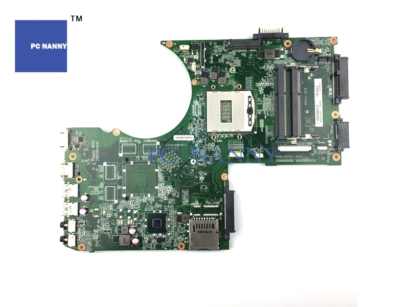 PCNANNY Mainboard DA0BDBMB8F0 A000241250 for Toshiba satellite P70 P75 HM86 HD4600 laptop motherboard