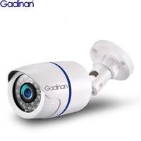 GADINAN H.265 1080P 2.0MP 20FPS Bullet IP Camera Outdoor Security DC 12V or 48V PoE Optional P2P Motion Detection Alert ONVIF