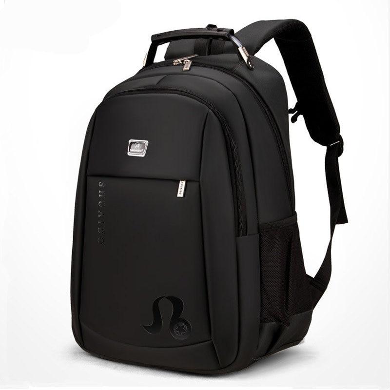Waterproof Airbag Laptop backpack 17 inch Women mochila notebook bag men's Laptop bag 17.3 inch for notebook back pack bag