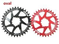 DECKAS GXP Mountain bike Bicycle MTB 32 T 34 T 36 T 38 T Oval crown for XX1 Sram XO1 X1 GX XO X9 pedal repair parts