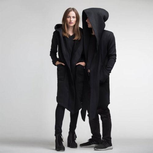 New Solid Autumn Winter Warm Unisex Soft Star War Bath Robe Pocket Jedi Hooded Bathrobe Cloak Cosplay Costume Lovers