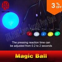 Takagism prawdziwego życia room escape prop jxkj magic ball fantastyczna ball muzyka duża piłka do ucieczki komory pokoju, aby odblokować sekret JXK