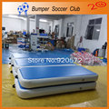 Free shipping ! Free pump! 10x2m inflatable race track,tumble track inflatable air mat for gymnastics, tumble track trampoline