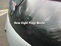 SPI видения Графика фар оттенок перфорированная сетка Плёнки как Fly глаз 1.07x50 м/roll