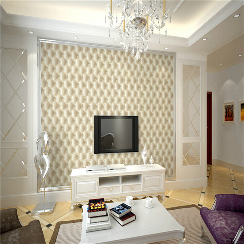 Beibehang Software Package Papel De Parede 3D Wallpaper For Living Room TV  Backdrop Bedroom Bedside Hotel Club Wall Paper Roll In Wallpapers From Home  ... Part 53