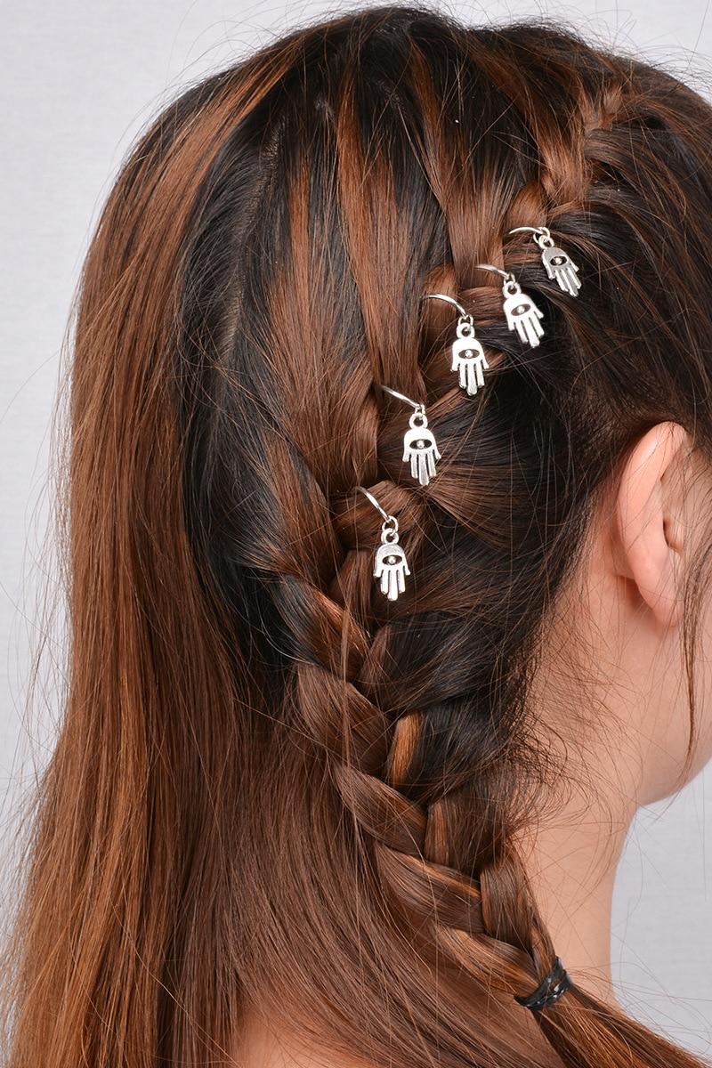 hair clips for girls Africa hip hop small dreadlocks hairpin women hair accessories bandeau cheveux femme headdress cintillos in Women 39 s Hair Accessories from Apparel Accessories