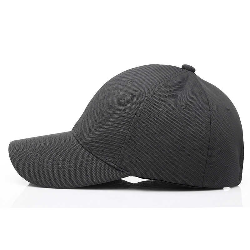 6be86334bf55e ...  NORTHWOOD  2018 Solid Baseball Cap Men Snapback Trucker Cap High  Quality Black Cap Outdoor ...