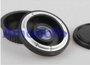 Amopofo CY-MA/AF Optische glas Adapter, Für Contax Yashica CY Objektiv für Sony/für Minolta AF Adapter A580, A200, A350, A700