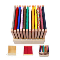 Top Quality Montessori Materials Dressing Frame Practical Life Wooden Toys Montessori Teaching Materials Free Shipping MNLF09H