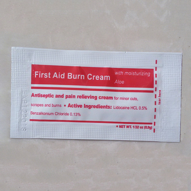 5PCS/Pack First Aid Burn Cream Accessories For First Aid Kit Burns,Scalds Wound Care