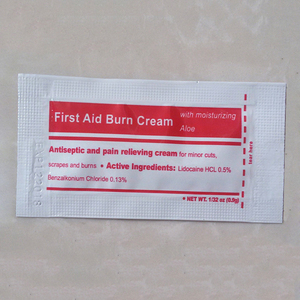 Image 1 - 5PCS/Pack First Aid Burn Cream Accessories For First Aid Kit Burns,Scalds Wound Care