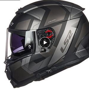 BREAKER BAZ Full Face Motorcyc