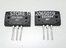 Image 1 - 2 PAIRES/4 pièces 2SA1494 2SC3858 A1494 C3858 puce damplificateur de Puissance