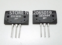 2PAIR/4PCS      2SA1494     2SC3858    A1494     C3858    Power  amplifier  chip