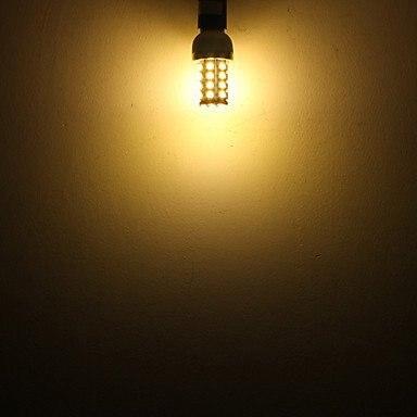 Купить с кэшбэком 5 X E14 5W 36xSMD 5050 480LM 6000-6500K Cool White Light LED Corn Bulb Blanc chaud 2800-3500k Ampoule led  (AC 220-240V)