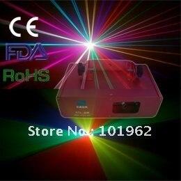 Système d'exposition de lumière de Club de Disco de DJ de lumière d'étape de partie de Laser de 270 mw