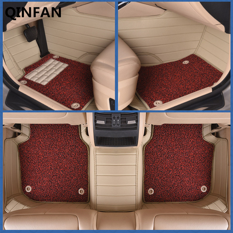 2017Custom Car Floor Mats For Peugeot, Peugeo 307(307) 308(308) 4007(4007) 505(505) 508(508)automotive modeling floor mat