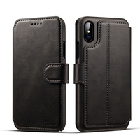 Vpower Vintage Wallet Case For IPhone X IPhone 10 Luxury Leather Flip Cover For IPhoneX 5