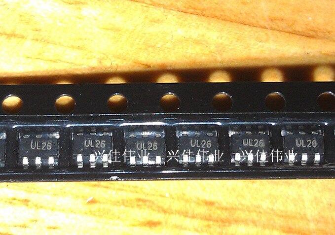 500PCS LOT New USBLC6 2SC6 USBLC62SC6 SOT23 6 Silk Screen UL26 ESD Electrostatic Protection Chip