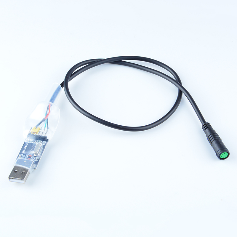 Bafang USB Programming Cable for BBS01 BBS02 BBSHD Mid Drive Motor Kits