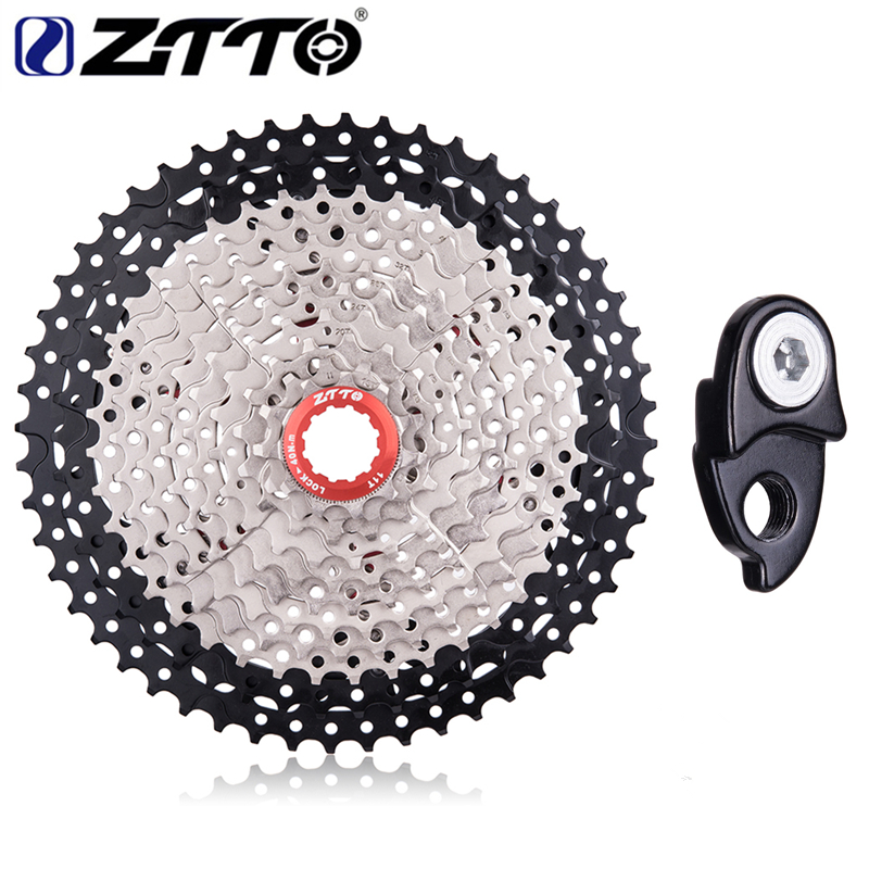 Ztto 11 Speed 11-52t Slr2 Mtb Bicycle Cassette Wide Ratio Freewheel For X 1 9000 Easy To Lubricate Bicycle Components & Parts Cassettes, Freewheels & Cogs