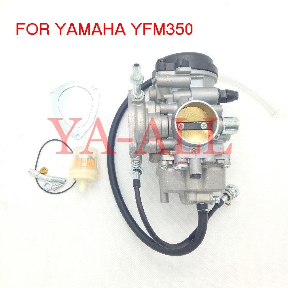 Carb Rebuild Kit Carburetor Repair 2004-2013 Yamaha Raptor 350 YFM350R