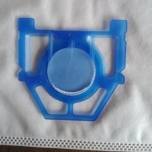 Image 3 - Cleanfairy 15pcs ואקום אבק שקיות תואם עם Zelmer Aquawelt 919 Aquos 829 Delfin 819 ZVC752 החלפת מקסים 3000